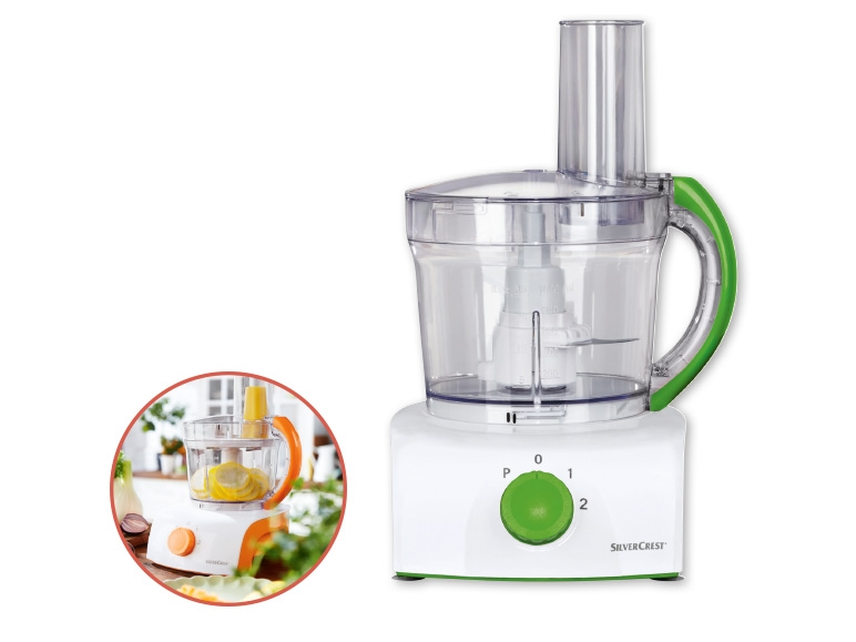 Accessories For Silvercrest Food Processor