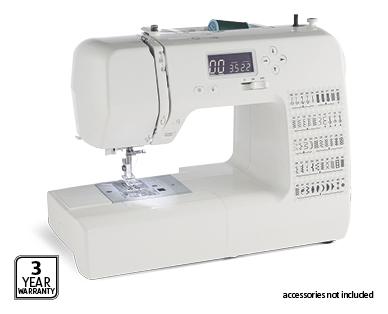 Computerised Sewing Machine Aldi Australia Specials Archive Adorable Aldi Sewing Machine