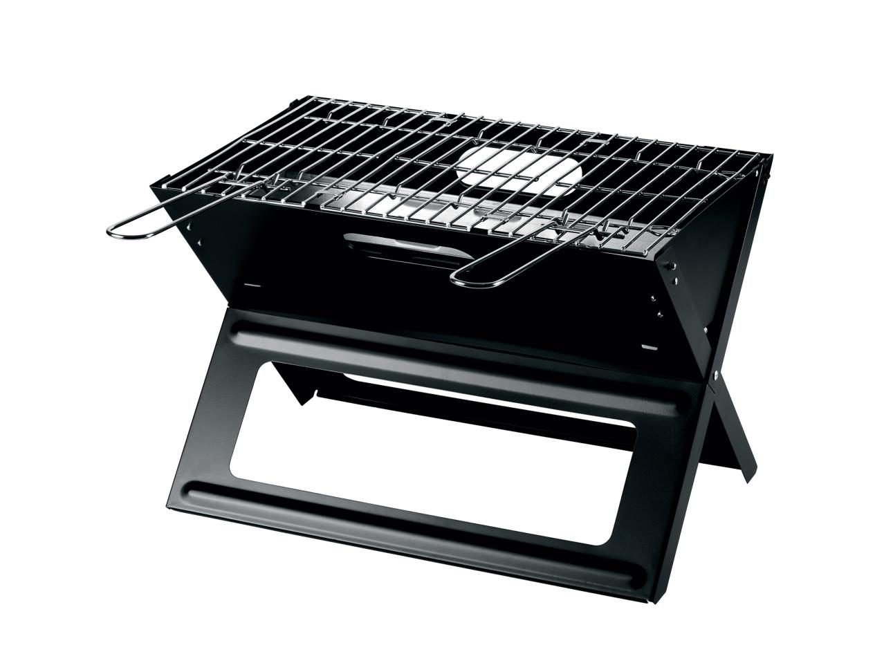 florabest folding barbecue1 - lidl — great britain - specials archive