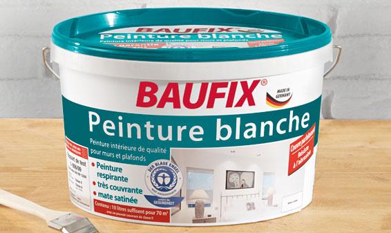Peinture blanche lidl france archive des offres promotionnelles for Peinture blanche