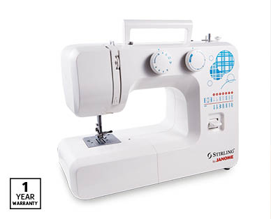 STIRLING BY JANOME Sewing Machine Aldi Australia Specials Archive New Aldi Sewing Machine