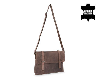 Leather Briefcase or Satchel