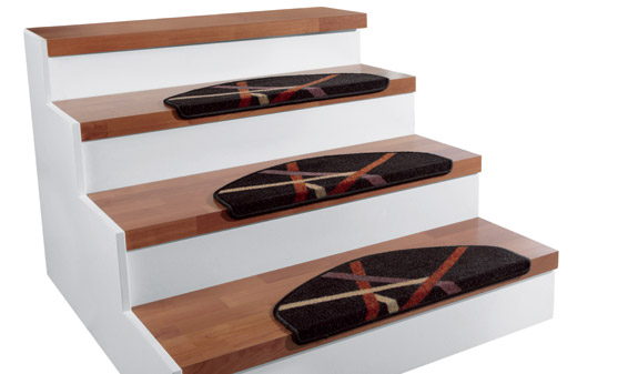 Meradiso 15 tapis d 39 escalier lidl france archive des offres promotionnelles - Tapis d escalier moderne ...