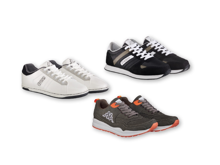 31c308f12c2 Kappa Men's Casual Shoes - Lidl — Northern Ireland - Specials archive