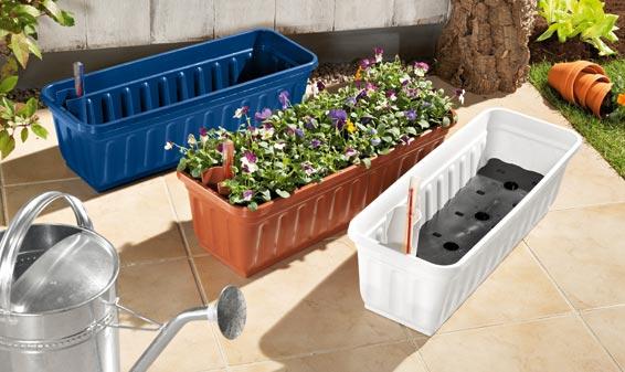 Jardini re de balcon lidl france archive des offres promotionnelles - Jardiniere reserve d eau ...