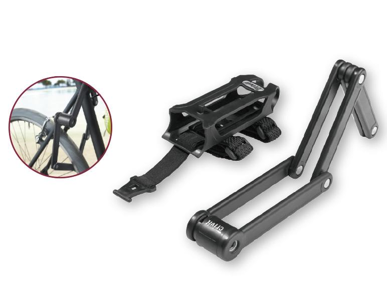 Crivit R Folding Bike Lock