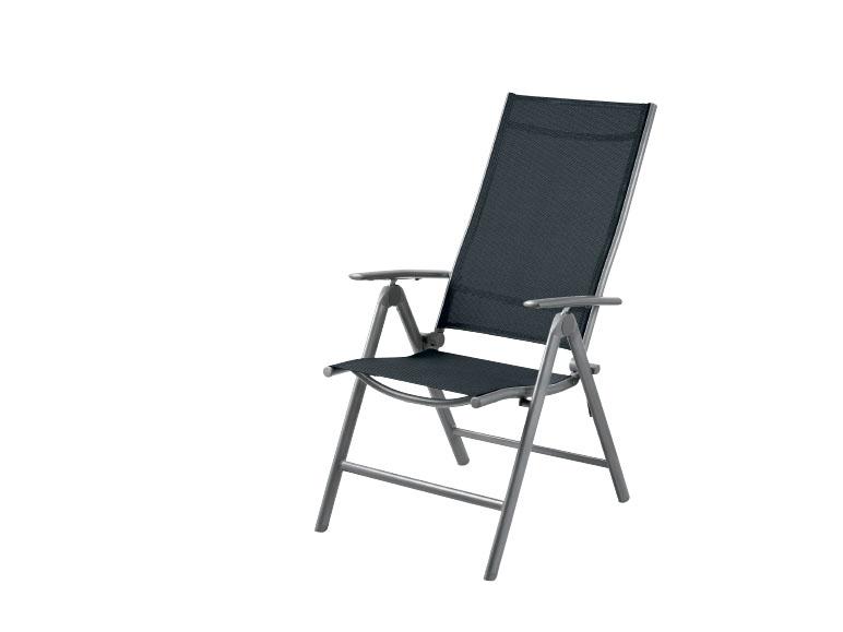 Florabest Aluminium Folding Chair Lidl Great Britain