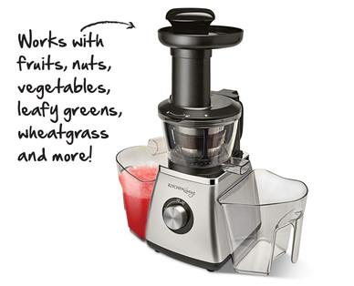 Ambiano Slow Juicer Aldi : Slowjuicer aldi Huishoudelijke apparaten voor thuis