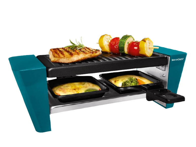silvercrest mini raclette grill ilag non stick swiss. Black Bedroom Furniture Sets. Home Design Ideas