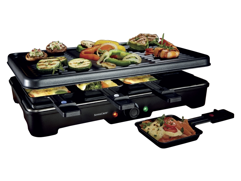 Silvercrest Kitchen Tools Raclette Grill Lidl Great