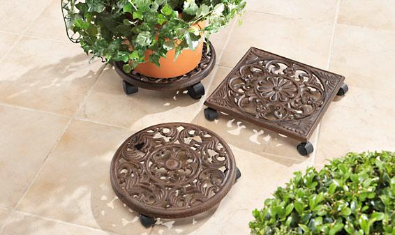 support roulant pour plantes bande transporteuse caoutchouc. Black Bedroom Furniture Sets. Home Design Ideas