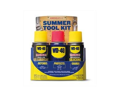 WD-40 Summer Tool Kit