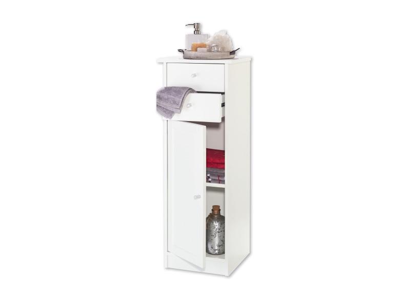 Livarno r bathroom cabinet lidl ireland specials for Bathroom cabinets ireland