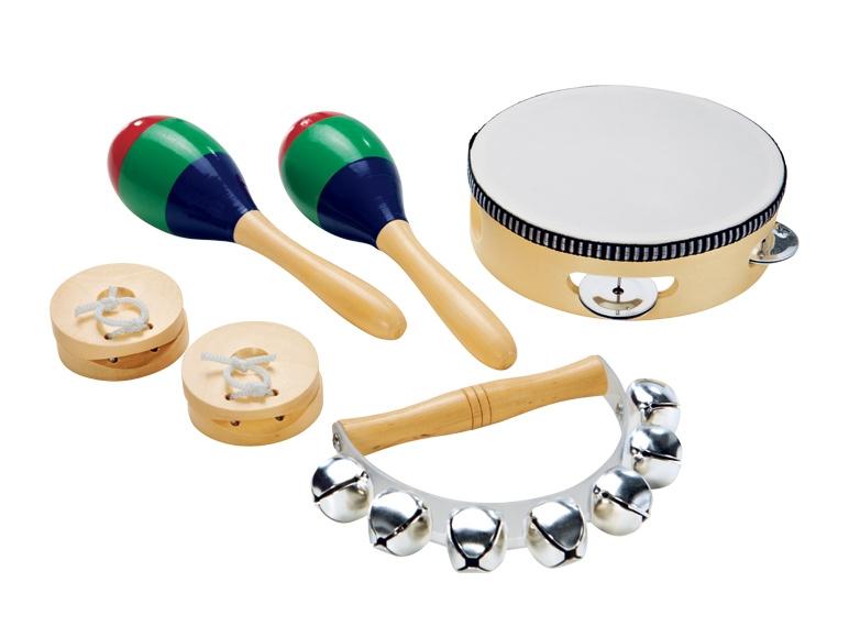 Set d 39 instruments de musique lidl france archive des offres promotionnelles - Photo d instrument de musique ...