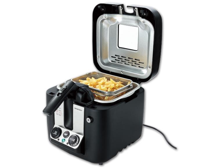 Silvercrest kitchen tools 2 800w cool zone deep fat fryer - Silvercrest kitchen tools opiniones ...