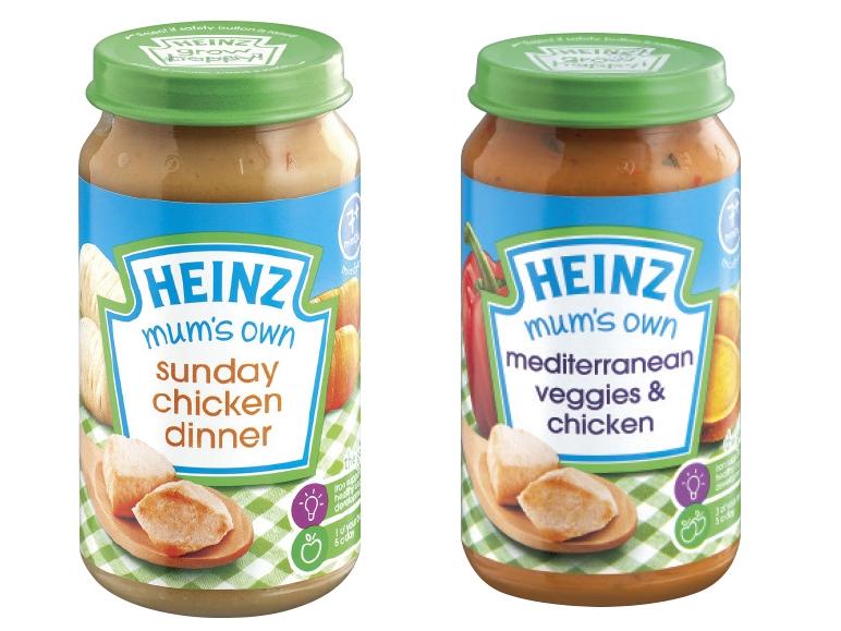 Heinz Baby Food Jar Lidl Great Britain Specials Archive