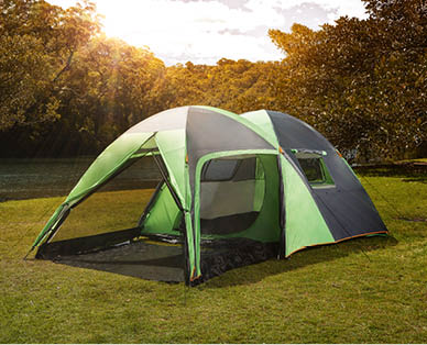 ... 6 Person Tent with Screen Room ... & 6 Person Tent with Screen Room - Aldi u2014 Australia - Specials archive