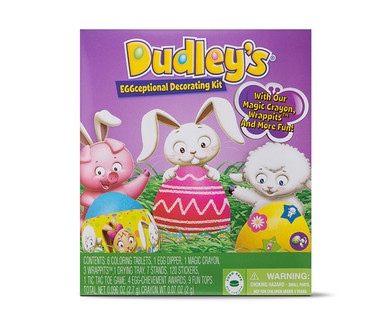 Dudley Easter Egg Decorating Kit - Aldi — USA - Specials archive