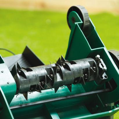 garden verticuteermachine