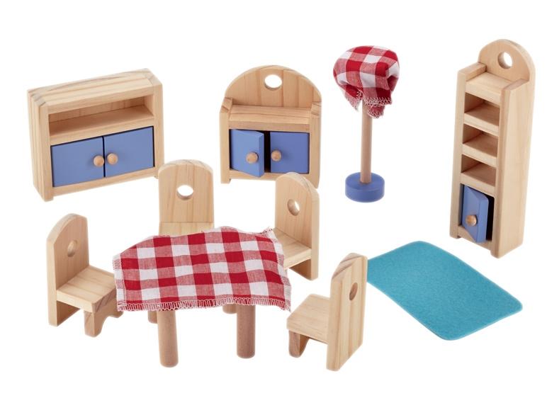 Top Meubles de poupées en bois - Lidl — France - Archive des offres  CD79