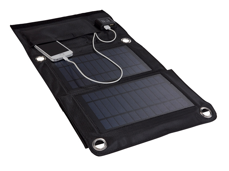 chargeur solaire pliable lidl france archive des offres promotionnelles. Black Bedroom Furniture Sets. Home Design Ideas
