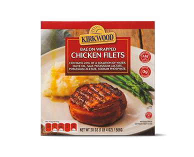 Kirkwood Bacon Wrapped Turkey or Chicken Fillets - Aldi ...