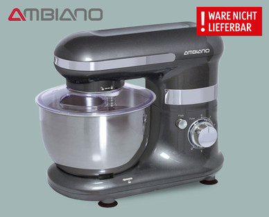 Ambiano Küchenmaschine Zubehör 2021