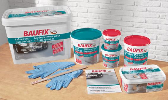 Set de peinture lidl france archive des offres promotionnelles for Peinture de sol pour garage