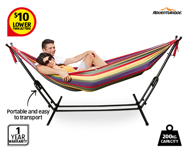double hammock double hammock double hammock   aldi  u2014 australia   specials archive  rh   offers kd2 org