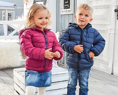 impidimpi Kleinkinder Winterjacke Aldi Süd — Deutschland