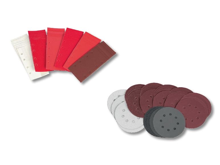 feuilles abrasives pour ponceuse vibrante excentrique lidl suisse archive des offres. Black Bedroom Furniture Sets. Home Design Ideas