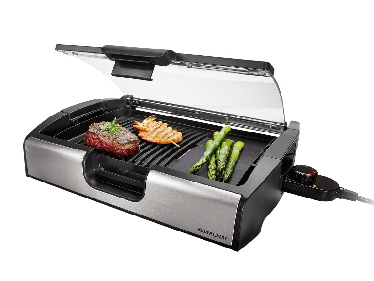 Silvercrest kitchen tools tabletop grill lidl great - Silvercrest kitchen tools opiniones ...