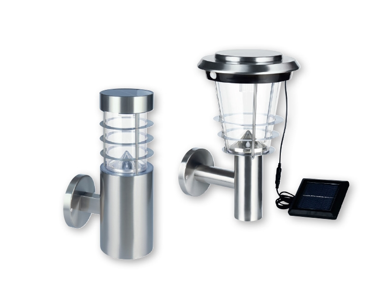 solar lights lunartec edelstahl led tischleuchte livarno lux r led solar light lidl ireland. Black Bedroom Furniture Sets. Home Design Ideas