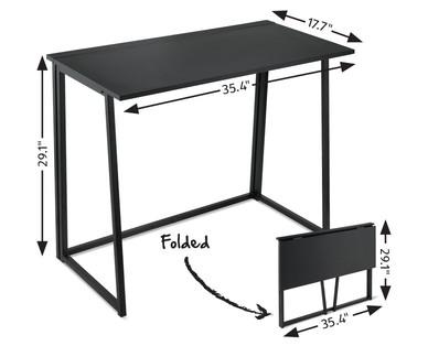 Easy Home Folding Writing/Computer Desk - Aldi — USA - Specials