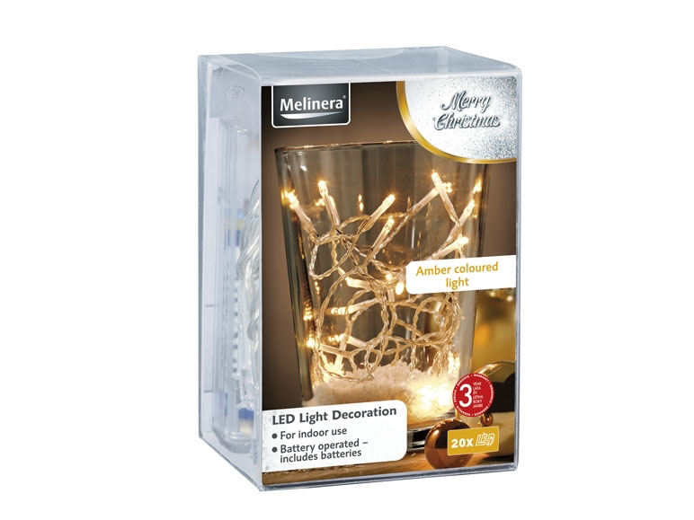 melinera led light decoration