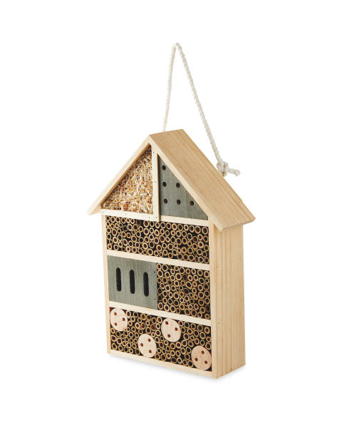 Bee and Insect House with Gable Roof