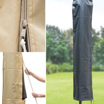 housse de protection pour parasol aldi belgique. Black Bedroom Furniture Sets. Home Design Ideas
