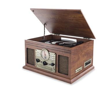 full size turntable with cassette deck aldi australia. Black Bedroom Furniture Sets. Home Design Ideas