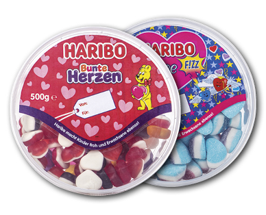 Gommes fruitées HARIBO