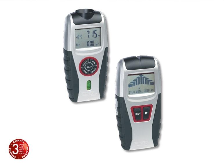 Ultraschall entfernungsmesser multifunktionsdetektor lidl