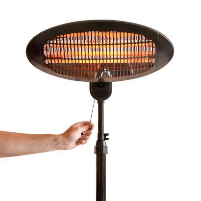 chauffage de terrasse lectrique infrarouge aldi luxembourg archive des offres. Black Bedroom Furniture Sets. Home Design Ideas