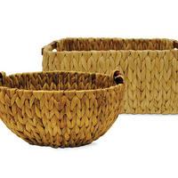 Huntington Home Decorative Woven Basket