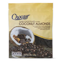 Choceur Dark Chocolate Covered Coconut Almonds
